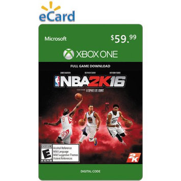 Incomm NBA 2K16 (Xbox One) (Email Delivery)