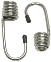 Immi Boatbuckle F13715 Stainless Steel Stretch Cord Hooks (2 Pk)