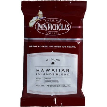 PapaNicholas Hawaiian Islands Blend Ground Coffee, 1.75 oz
