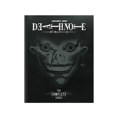 Death Note: The Complete Series [9 Discs] (new)