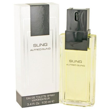 Alfred Sung by for Women, 3.4 Ounce EDT Spray [Women]