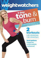 Weight Watchers: 7 Day Tone & Burn (dvd)