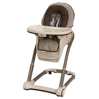 Babies R Us Graco Blossom 4-in-1 High Chair - Roundabout