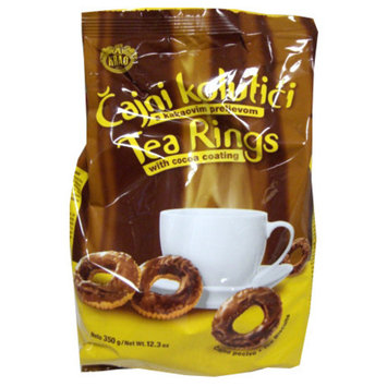 Tea Rings with Cocoa (Kras) 350g