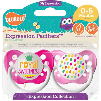 Ulubulu MP-01-1-H-2-066 Royal Sweetness 0-6M - Girl
