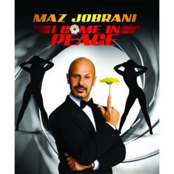 Alliance Entertainment Llc Maz Jobrani: I Come In Peace (blu-ray Disc)