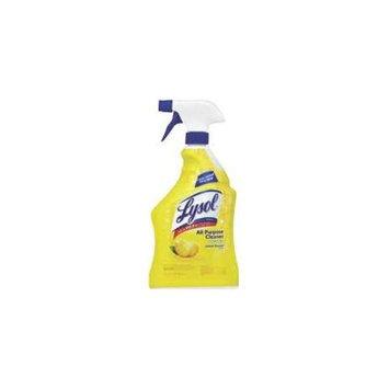 Reckitt Benckiser 107759 Lysol 4-In-1 All Purpose Cleaner 32 Oz Lemon Scent