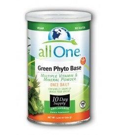 Nutri Green Phyto Base All One 5.29 oz (150g) Powder