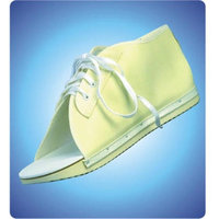 Living Health Products AZ-74-4400-FL Post-Op Shoe Lace Up Female Large
