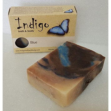 Blue - Men's, Woman's, Unisex Handmade Shea Butter Soap