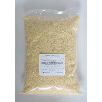 Candelilla Wax 100% Natural-Vegan Alternative to Beeswax-32 oz