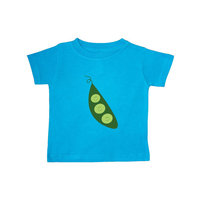 Baby Peas in a Pea Pod Baby T-Shirt [baby_clothing_size: baby_clothing_size-18months]