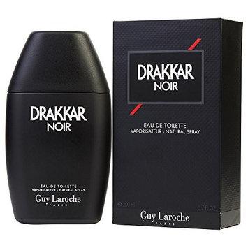 DRAKKAR NOIR by Guy Laroche EDT SPRAY 6.7 OZ (Package Of 2)