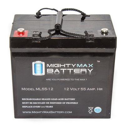 12V 55AH Internal Thread Battery for Jet 2, Jet 2HD, Jet 12, PHC 5