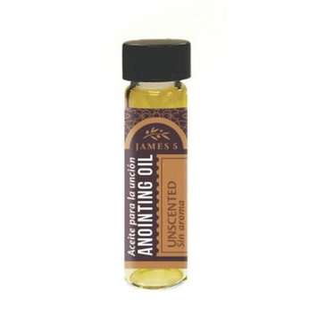 B & H Publishing Group 189233 Anointing Oil-Unscented 0.25 oz.