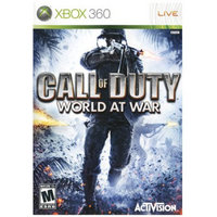 Activision Call Of Duty: World At War (Xbox 360) - Pre-Owned