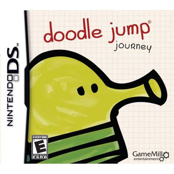 Smoking Gun Interactive Doodle Jump Journey (DS) - Pre-Owned