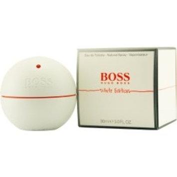 BOSS IN MOTION WHITE by Hugo Boss EDT SPRAY 3 OZ for MEN