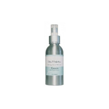 Moisturizing Toner with Organic Ingredients and Alpha Hydroxy Acids to Clean and Minimize Pores and Add Hydration for Smooth, Healthy Skin Perfection