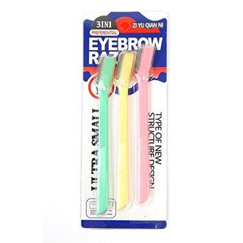 Eyebrow Shaper, 3-Pieces