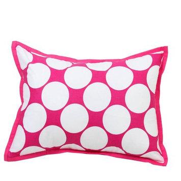 Bacati MixNMatch Pink Bumper Pad