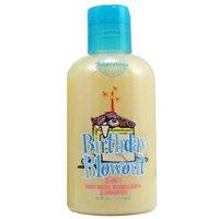 Bath & Body Works Temptations Birthday Blowout 3 in 1 Body Wash, Bubble Bath, & Shampoo Travel Size 6 fl oz (177 ml)