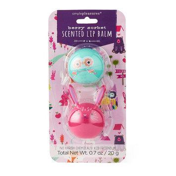 Simple Pleasures 2-pk. Berry Sorbet Lip Balm Pods, Ovrfl Oth