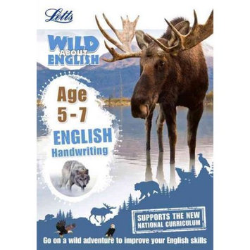 Harper Collins Publishers Letts Wild About - English - Handwriting Age 5-7