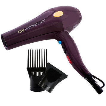 CHI Deep Brilliance Hair Dryer, Purple
