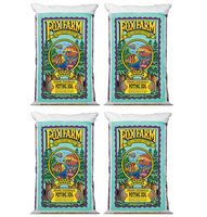 (4) FoxFarm FX14000 Ocean Forest Organic Potting Soil Bags 6.3-6.8 pH / 6 Cu Ft