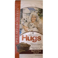 Hugs Pet Products Paula Dean Premium Select Dog Food Beef and Rice 12 lbs.