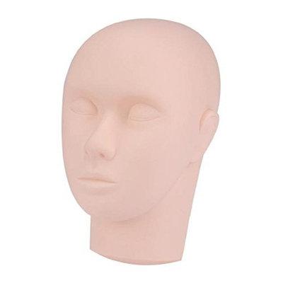 Practice Makeup Skin,Vovotrade Pro Training Mannequin Flat Head Practice Make Up Eye Lashes Eyelash Extensions