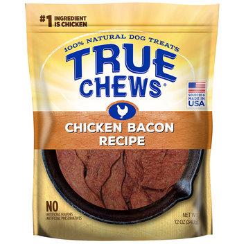 Tyson True Chews Chicken Bacon Recipe 12oz