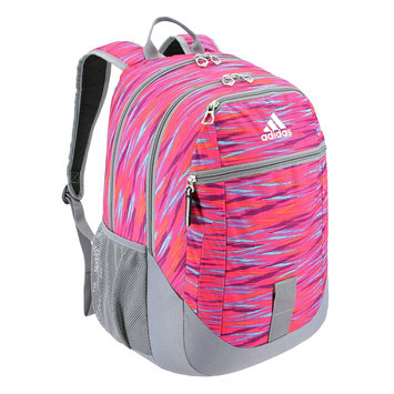 Adidas Foundation III Laptop Backpack, Brt Pink