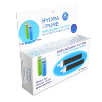 ARTLAND Hydra Pure Replacement Filters (2 Pack), Black