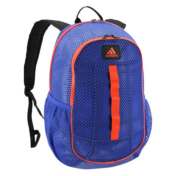 Adidas Hermosa Mesh Backpack, Med Blue