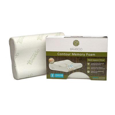 Essence of Bamboo Memory Foam Contour Pillow