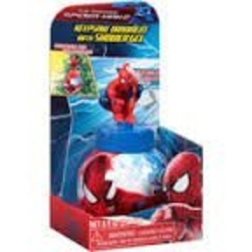 The Amazing Spider-Man 2 Keepsake Ornament with Shower Gel