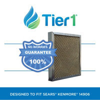 14906 Sears Kenmore Comparable Humidifier Wick Filter by Tier1