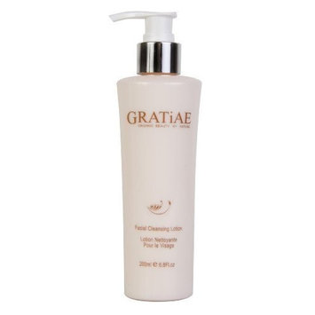Gratiae Organics Facial Cleansing Lotion, 6.8 Ounce
