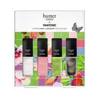 butter London & PANTONE Refresh Petite Nail Lacquer Set, Multicolor