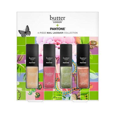 butter London & PANTONE Renew Petite Nail Lacquer Set, Multicolor