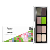 butter London & PANTONE Color of the Year Eyeshadow Palette, Multicolor