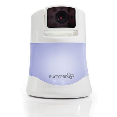 Summer Infant Extra Camera for Panorama Digital Video Monitor, White