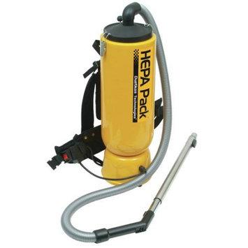 Dustless Technologies 15505 HEPA Back Pack Vacuum