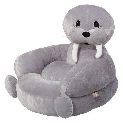 Trend Lab Children's Plush Walrus Character Chair