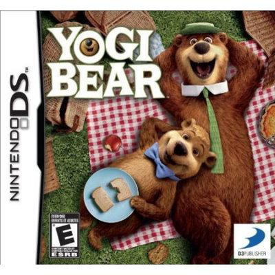 D3P 32023 Yogi Bear: The Movie Nintendo Ds