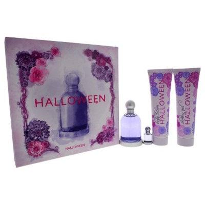 Halloween by J. Del Pozo for Women Fragrance Gift Set - 4pc