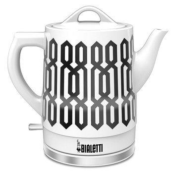 Bialetti 1.5-Liter Cordless Ceramic Kettle, Multicolor