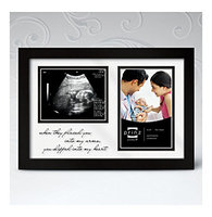 Prinz New Addition Sonogram Picture Frame